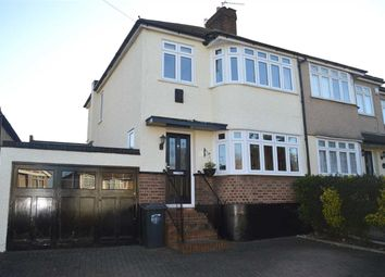Thumbnail 3 bed property to rent in Brent Close, Dartford