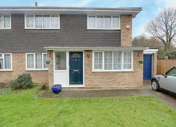Thumbnail 3 bed semi-detached house for sale in Willow Tree Close, Ickenham