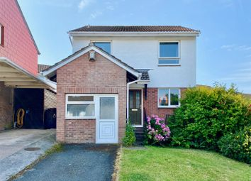 Thumbnail 5 bed detached house for sale in Shapleys Gardens, Plymstock, Plymouth