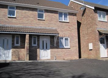 Thumbnail 3 bed semi-detached house to rent in Mill Heath, Bettws, Newport