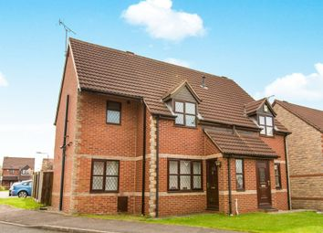 Thumbnail 3 bed semi-detached house for sale in Hickleton Close, Ripley