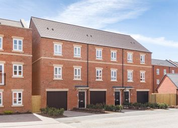 """Thumbnail 3 bed terraced house for sale in """"Houghton"""" at Fetlock Drive, Newbury"""