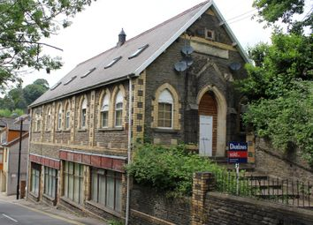 Thumbnail 1 bed flat for sale in Wesleyan Church, High Street, Llanhilleth, Abertillery, Gwent