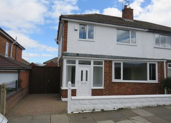 Thumbnail 3 bed semi-detached house for sale in Arrowe Park Road, Upton, Wirral