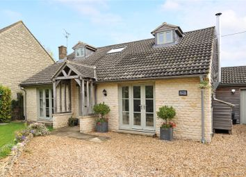 Thumbnail 3 bed detached house for sale in Nettleton Green, Nettleton, Wiltshire