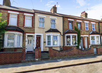 Thumbnail Terraced house for sale in Hengist Road, London