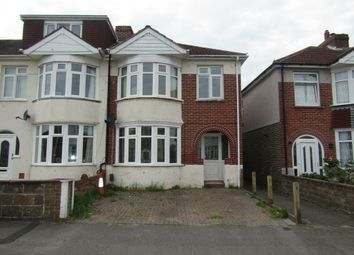 Thumbnail 3 bed end terrace house to rent in Hill Park Road, Gosport