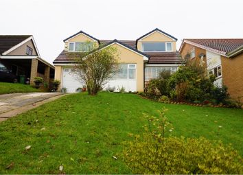 Thumbnail 4 bed detached house for sale in Quarry Clough, Stalybridge