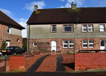 Thumbnail 2 bed flat for sale in College Road, Dumfries
