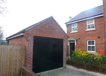 Thumbnail 3 bed end terrace house to rent in Stratfield Park, Elettra Avenue, Waterlooville