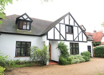 Thumbnail 5 bedroom detached house to rent in Grange Road, Camberley