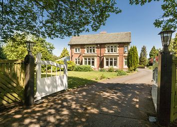 Thumbnail 4 bed detached house for sale in Chipchase, Ebchester, County Durham