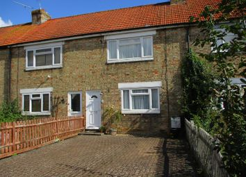 Thumbnail 2 bed terraced house for sale in Oxenhill Road, Kemsing, Sevenoaks