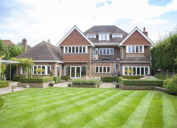 Thumbnail 6 bed detached house for sale in The Uplands, Harpenden, Herts