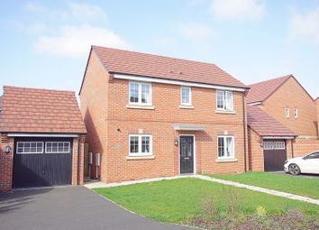 Thumbnail 3 bed detached house for sale in Partisan Green, Warrington