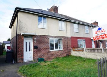 Thumbnail 3 bedroom semi-detached house for sale in Princess Street, Woodlands, Doncaster