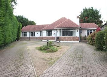 Thumbnail 5 bed detached bungalow for sale in Upper Elmers End Road, Beckenham