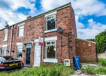 Thumbnail 2 bed end terrace house for sale in Togo Buildings, Thurnscoe, Rotherham
