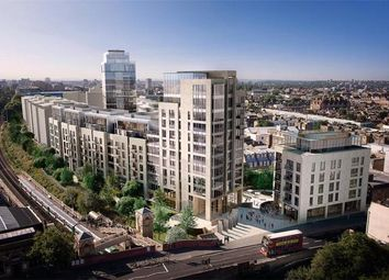 Thumbnail 1 bed flat for sale in Columbia Gardens South, Lillie Square, London