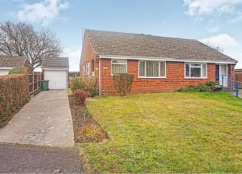 Thumbnail 2 bed semi-detached bungalow for sale in Sheffield Close Bishopstoke, Eastleigh