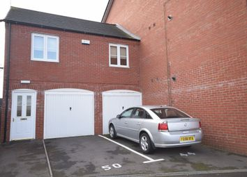 Thumbnail 1 bed detached house to rent in Foss Road, Hilton, Derbys.