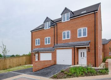 Thumbnail 4 bed semi-detached house for sale in Plot 4, The Horton, Healdfield Court, Castleford