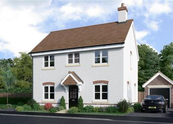 "Thumbnail 3 bed detached house for sale in ""Ingleby"" at Hollybush Lane, Burghfield Common, Reading"