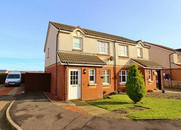 Thumbnail 3 bedroom semi-detached house for sale in 9 Greenfield Row, Stranraer