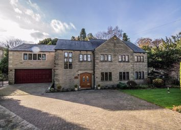 6 bed detached house for sale in Wilshaw Road, Meltham, Holmfirth HD9