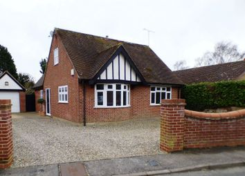 Thumbnail 3 bedroom detached house for sale in Hall Road, Lowestoft