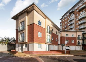 Thumbnail 3 bed flat for sale in Winterthur Way, Basingstoke