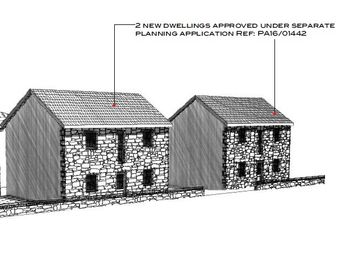 Land for sale in Potential Development Site For 2 Dwellings, Helston, Cornwall TR13