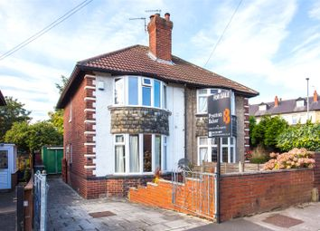 Thumbnail 2 bed semi-detached house for sale in Greyshiels Avenue, Leeds, West Yorkshire