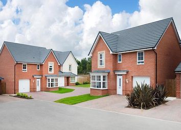 """Thumbnail 3 bedroom end terrace house for sale in """"Norbury"""" at Barmston Road, Washington"""