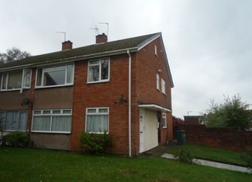 Thumbnail 2 bed maisonette to rent in Hillside Close, Brownhills