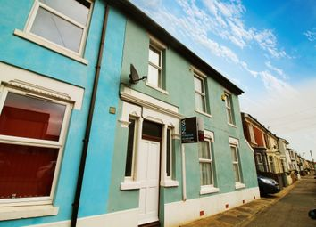 Thumbnail 2 bed end terrace house to rent in Powerscourt Road, Portsmouth, Hampshire