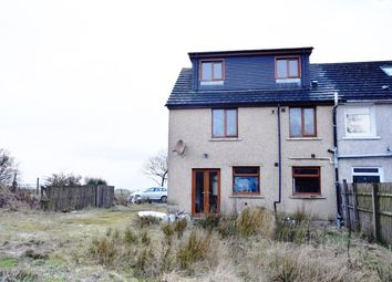 Thumbnail 3 bed end terrace house for sale in Roughrigg, Airdrie