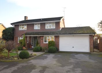 Thumbnail 4 bed detached house for sale in Handford Lane, Yateley