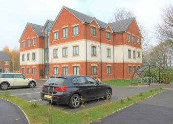 Thumbnail 2 bed flat for sale in Ikon Avenue, Gatis Street, Wolverhampton