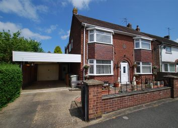 Thumbnail 3 bed detached house for sale in Maltby Road, Skegness