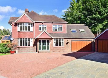 Thumbnail 6 bed detached house for sale in Hilary Gardens, Rochester, Kent