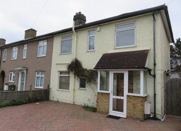 Thumbnail 3 bed semi-detached house to rent in Burnell Avenue, Welling, Kent