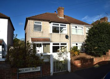 Thumbnail 3 bed semi-detached house for sale in Wilmot Road, Dartford