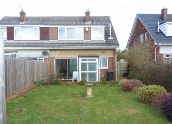 Thumbnail 3 bed end terrace house to rent in Denleigh Close, Whitchurch, Bristol
