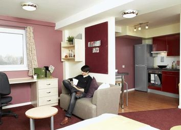 Thumbnail 1 bed flat to rent in Curzon Street, Birmingham