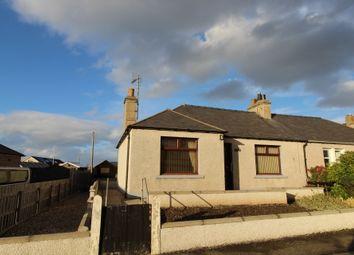 Thumbnail Semi-detached bungalow for sale in Albert Terrace, Cullen