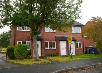 Thumbnail 2 bed terraced house to rent in The Beeches, Nantwich