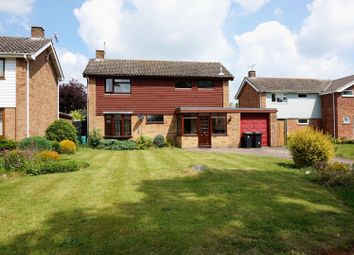 Thumbnail 4 bed detached house for sale in Castleton Way, Eye