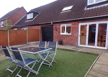 Thumbnail 3 bed terraced house for sale in Greystone Close, Redditch, Worcestershire