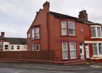 Thumbnail 3 bed end terrace house for sale in Jessamine Road, Tranmere, Merseyside